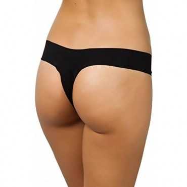 Hanky Panky Women's Bare Eve Natural Rise Thong