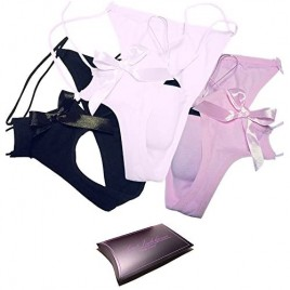 O.G Vibrating Panties As Seen On The Ugly Truth with Discreet Remote (3 pairs; Fits All)