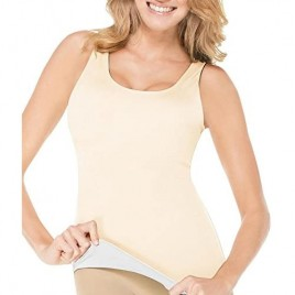 ASSETS Red Hot Label by Spanx Flipside Firmers Firm Control Tank