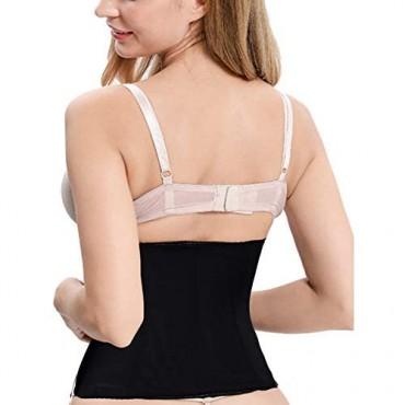 VENDAU Women Waist Trainer Corset Slimming Waist Trainer for Women for Weight Loss Waist Cincher Stomach Shaper for Women