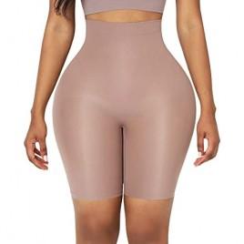 FeelinGirl Shapewear for Women Tummy Control Body Shaper Butt Lifter Plus Size Control Panty Seamless