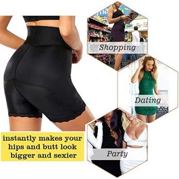 Women Hip and Butt Shapewear Immovable Pads Enhancer Panties High Waist Trainer Shaper