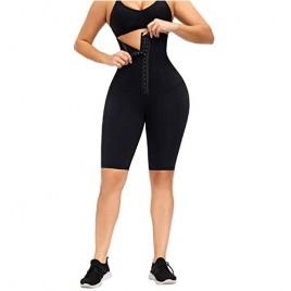 CINDYLOVER Women's Tummy Control Shapewear Butt Lifter Thigh Slimmer Body Shaper