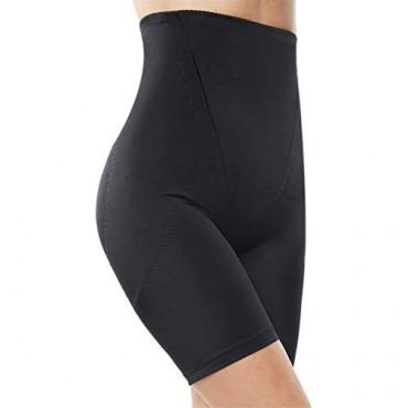Franato Women's Shapewear High Waist Tummy Control PantiesThigh Slimmer Cincher