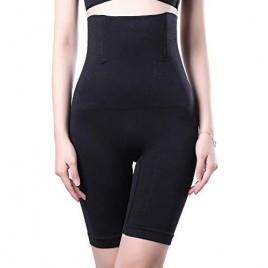 High Waisted Tummy Control Shapewear Butt Lifter Short Angela Spandex Body Shaper Trainer for Women