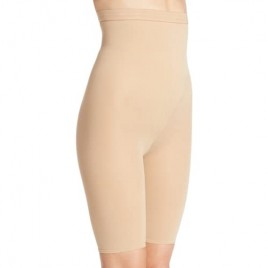 L'eggs Women's Profiles High-Waist Mid-Thigh Shapewear