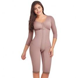 Delié by Fajas D'Prada Comfort Compression Tummy Control Butt Lifter Full Body Shaper