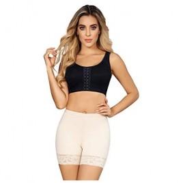 Moldeate Fajas Body Shaper Shorts - Tummy Control - Butt Lifter Shapewear