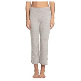 Barefoot Dreams CozyChic Women's Lite Cropped Pant  Luxury Loungewear Bottoms  Travel  Lounge  Casual-Chic Pants  Lightweight