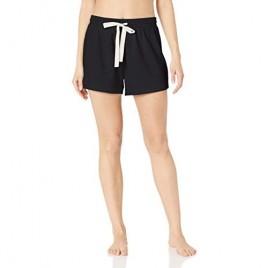 Essentials Women's Lightweight Lounge Terry Pajama Short