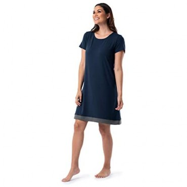 Fruit of the Loom Women's Super Soft and Breathable Sleep Shirt