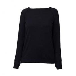 Hello Mello Weekender Stretchcool Lounge Top Shirt w/Thumbholes
