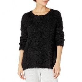 PJ Salvage Women's Loungewear Knobby Knit Long Sleeve Top