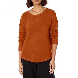 PJ Salvage Women's Loungewear Peachy in Color Long Sleeve Top
