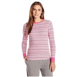Hanes Women's X-Temp Thermal Underwear Crew Shirt