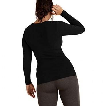 Marks & Spencer Women's Heatgen Plus Thermal Fleece Long Sleeve Top
