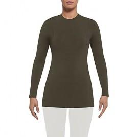 Thermowave Merino Arctic Womens Merino Wool Base Layer Crew Neck - Thermo Shirts