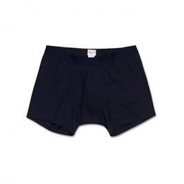 Derek Rose Men's Pima Cotton Stretch Trunk Underwear (Navy)