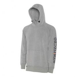 Grunden's Men's Dillingham Tech Sweatshirt Hoodie | Insulated  Moisture Wicking