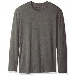 Hanes Men's Dyed Thermal Crew with Freshiq
