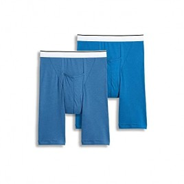 Jockey Men's Pouch Athletic Midway Brief 2-Pack