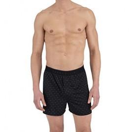Perry Ellis Men's Diamond Rim Luxe Boxer Short