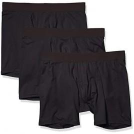 Brand - Goodthreads Men's 3-Pack Lightweight Performance Knit Boxer Brief