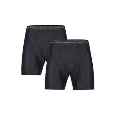 ExOfficio Men's Give-n-Go Boxer Brief 2 Pack
