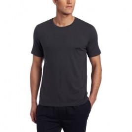 BOSS HUGO BOSS Men's Micro Modal Round Neck Shirt