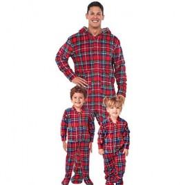 Alexander Del Rossa Matching Family Christmas Pajamas  Warm Fleece Pjs