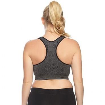QT Women's Danica Pullover Nursing Sports Bra N3003